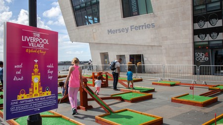 Liverpool is brimming with fun activities for both kids and adults