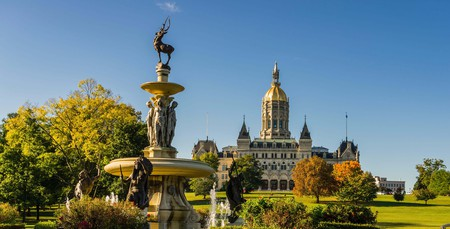 Spend a day exploring and having fun at Bushnell Park in Hartford