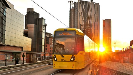 There's plenty to see and do in Manchester – and the tram makes it easy to get around