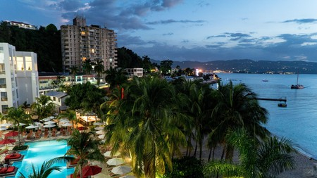 If you're in the mood to dance the night away, head for Montego Bay