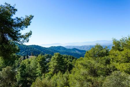 Natural Park of Montes de Malaga, Spain