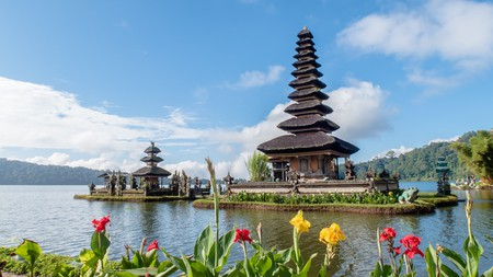 Among the most sacred sites in Bali is the Ulun Danu Batur Temple
