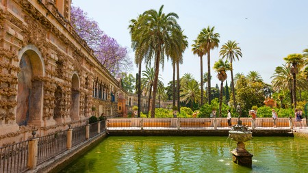 The Alcázar Palace Gardens are just one of Seville's highlights