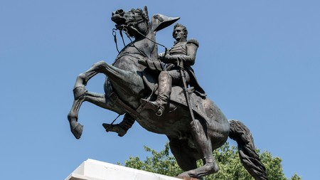 Nashville is home to many Civil War sites and monuments