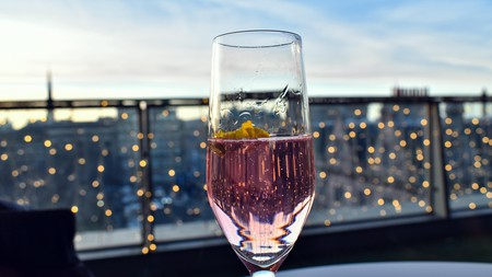 Drinks with a view –  Edinburgh's rooftop bars have it all