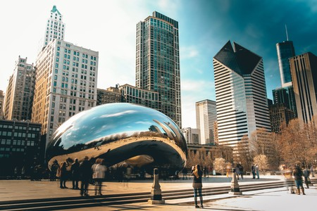 Chicago is one of the top day-trip destinations from Milwaukee