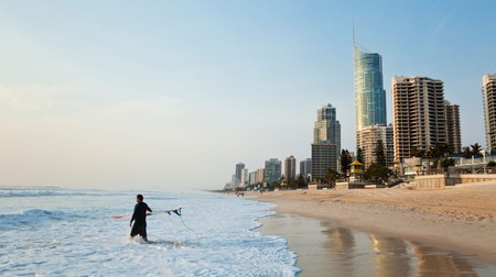 Surfers Paradise didn't get its name by accident