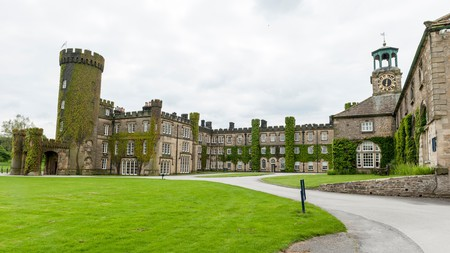 Yorkshire offers a dizzying array of places to stay, including Swinton Park Hotel