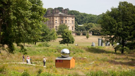 Yorkshire Sculpture Park combines nature and art