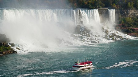 Maid of the Mist is almost as iconic as the falls themselves – and an experience you won't soon forget