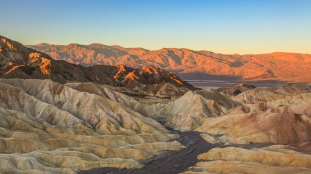 Death Valley is one of California's many national parks worth a visit