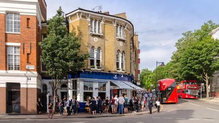London's borough of Farringdon has some amazing pubs