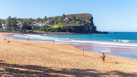 Avalon Beach is home to an array of tempting dining options