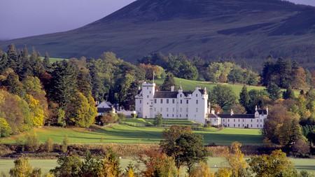 Visit Blair Castle in Perthshire, Scotland