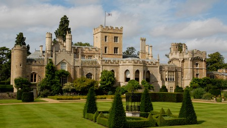 Elton Hall and Gardens is a must-visit when in Peterborough, Cambridgeshire