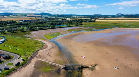 A trip to Belhaven Bay is one of the top things to do in East Lothian