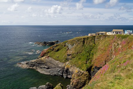 Polbream Cove, Lizard Point, Cornwall