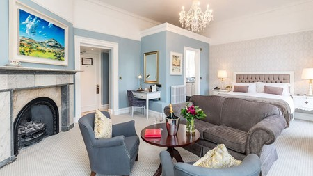 Stauntons on the Green is one of several upmarket Dublin B&Bs that offer elegance and luxury within a historic setting