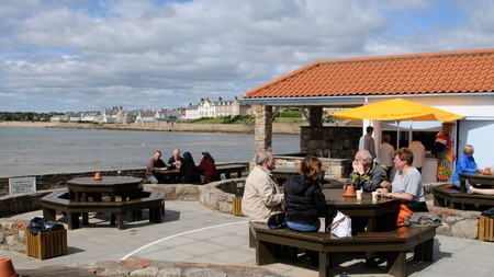 Fife's best restaurants and cafés offer delicious local dishes, from smoked fish to homemade scones and cakes