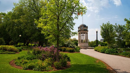Kitchener's Victoria Park is a great place to take the whole family