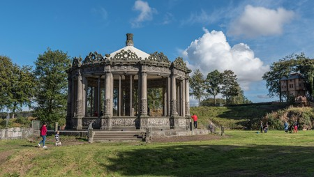 Dalkeith Country Park is an excellent spot to wander with the entire family