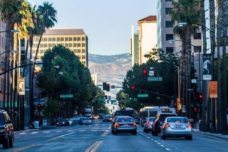 Santa Clara Street San Jose California