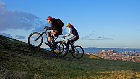 Edinburgh and the surrounding area offer a wealth of outdoor activities to enjoy, including cycling