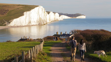 A visit to the South Downs National Park is one of the best things to do in Sussex