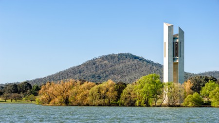 Mount Ainslie and Lake Burley Griffin are two must-visit destinations in Canberra, Australia