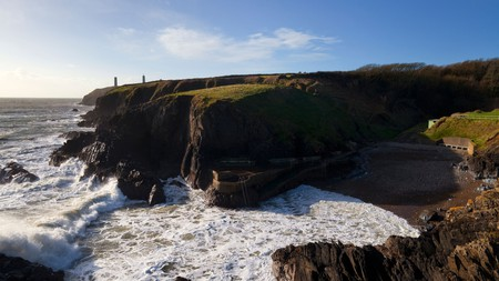 Tramore is one of many stunning coastal spots in Ireland