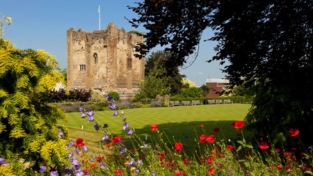 Learn about Surrey's history at Guildford Castle