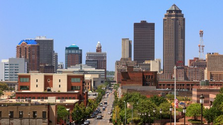 Des Moines, Iowa, has restaurants and attractions to suit every taste