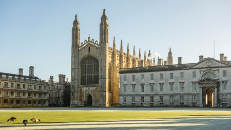 Staying in a bed and breakfast is a great option when visiting the history-rich city of Cambridge
