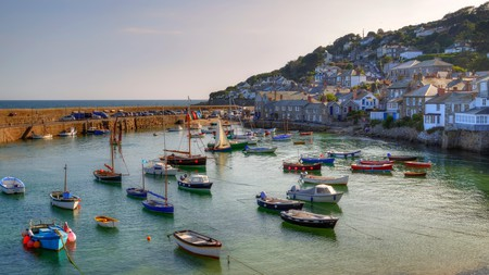 Cornwall has everything from castles propped up by ancient rocks to pretty fishing villages and scenic walks