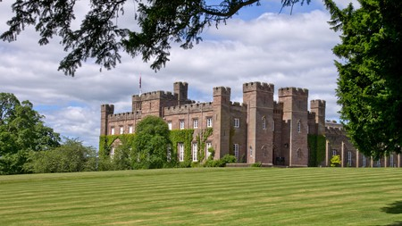 Follow in the footsteps of kings and queens as you tour Scone Palace in Perth, Scotland