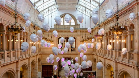 The Kelvingrove Art Gallery and Museum is one of the best places to visit for free in Glasgow