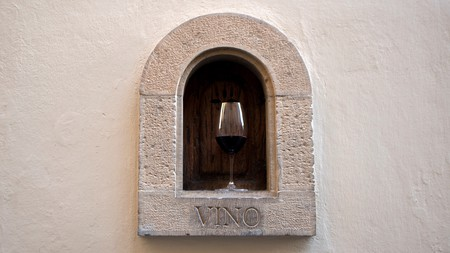 As 16th-century Florentines dropped like flies to the plague, survivors drowned their fears in wine, passed to them through small windows – buchetta del vino – which are now enjoying a renaissance thanks to coronavirus