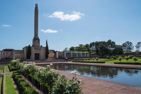 Michael Joseph Savage memorial, Orakei memorial park, Bastion Point, Auckland, New Zealand.