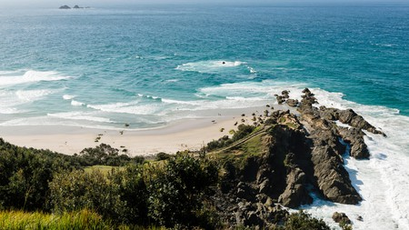 Byron Bay is one of Australia's top holiday destinations