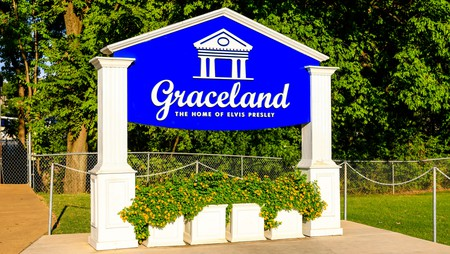 A visit to Graceland is one of the top things to do in Memphis