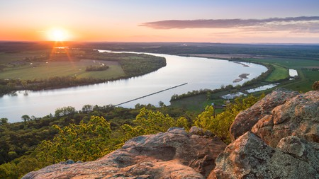 Petit Jean State Park is one of the most beautiful places in Arkansas