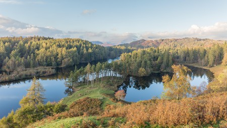 The spectacular spots of the Lake District are perfect for outdoor activities