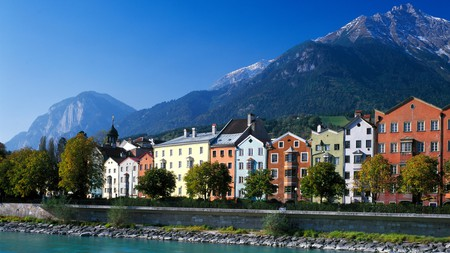 Innsbruck is a picturesque Austrian town with plenty of sights and activities despite its small size