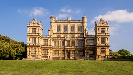 Wollaton Hall is one of the top places to see in Nottingham