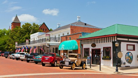 Jefferson is one of the historic towns in Texas that are rich in charm and definitely worth a visit