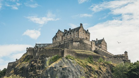 Edinburgh Castle is a must-see if you only have one day to explore the city