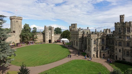 Warwick Castle is a must-visit attraction in the Cotswolds