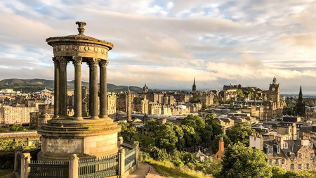 The centre of Edinburgh is crammed with places to eat and drink offering local produce and creative dishes