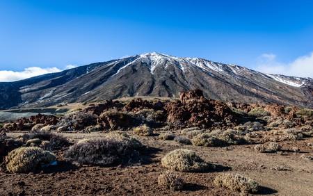 Mount Teide volcano, Tenerife, Canary Island, Spain