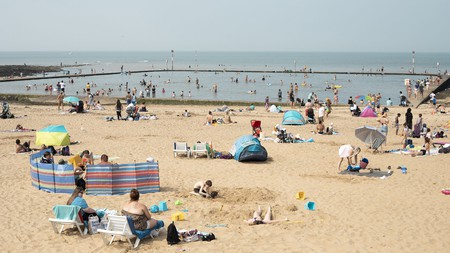 Margate has had more visitors this summer than since the 1970s, when package holidays to Europe took off